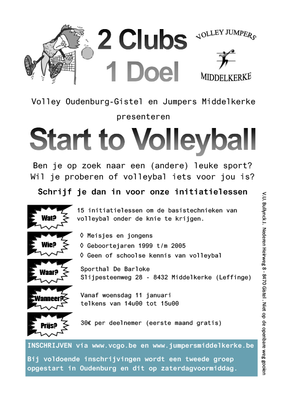 Start-to-Volleyball