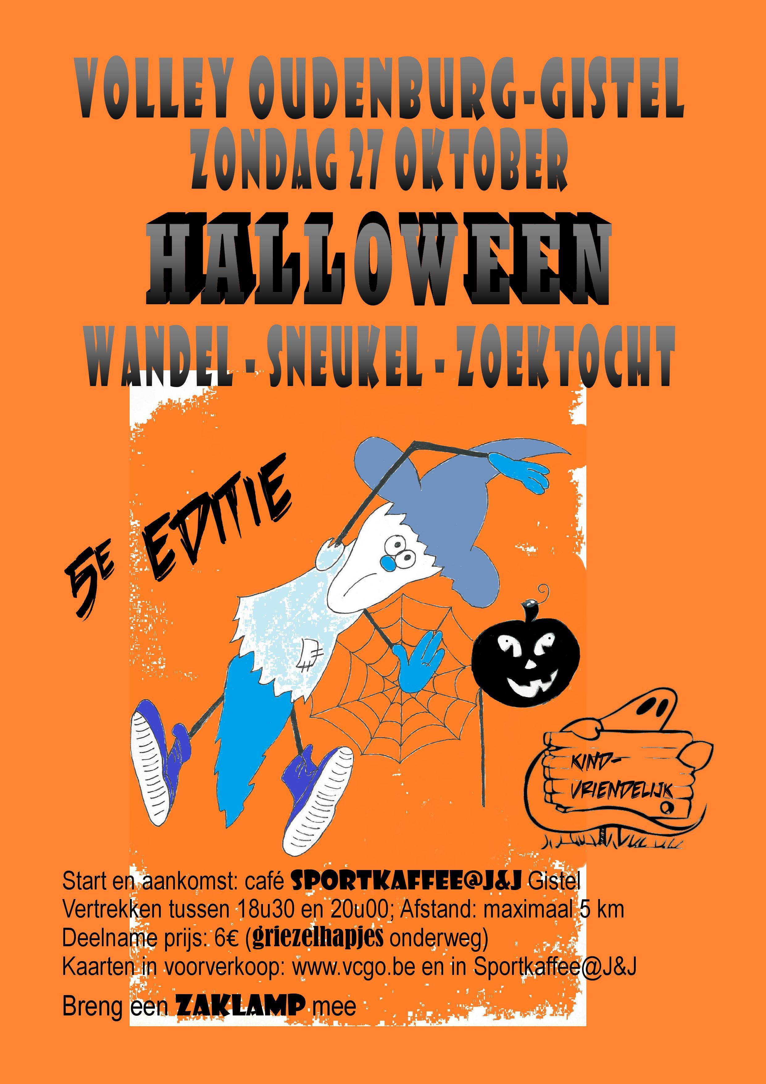 Halloweentocht 2019